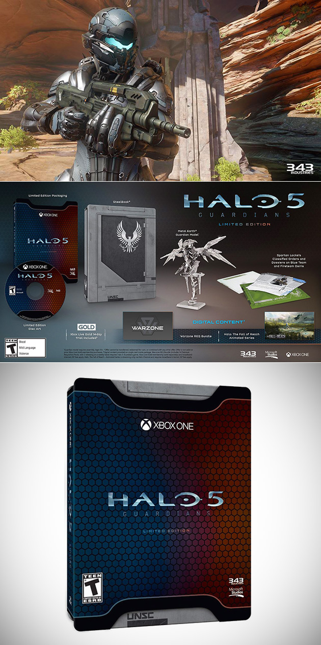 Limited Halo 5: Guardians