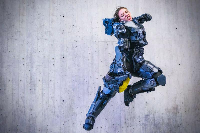 Halo 5 Spartan Armor