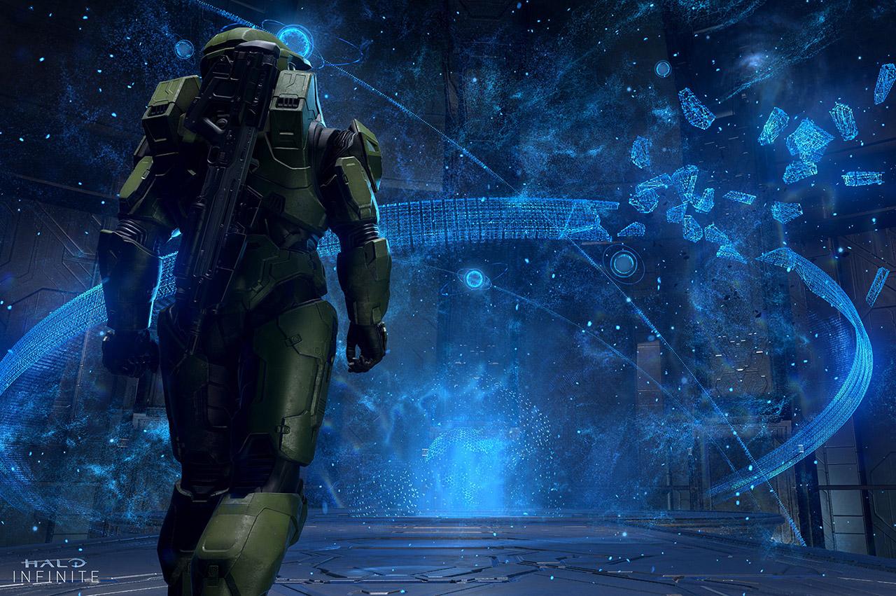 Halo Infinite Xbox Series X Gameplay