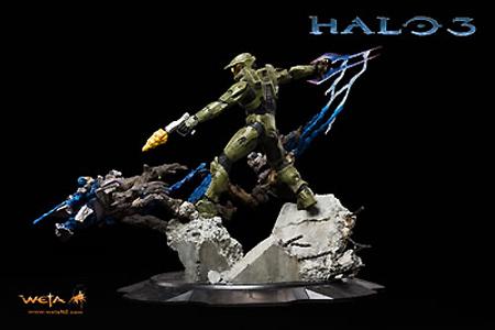 Halo 3 Figures