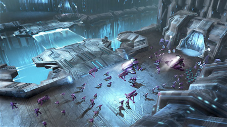 Halo Wars Trailer