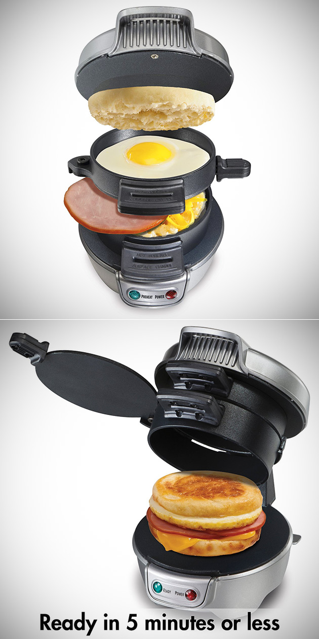Hamilton Breakfast Sandwich Maker