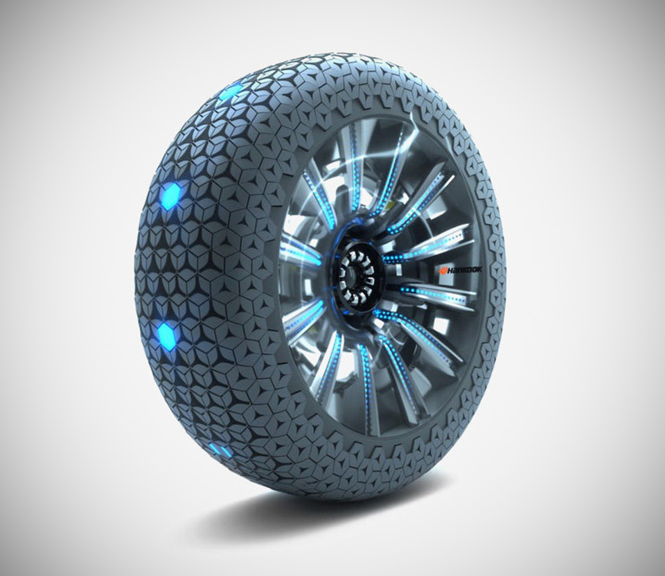 Hankook Hexonic Wheel