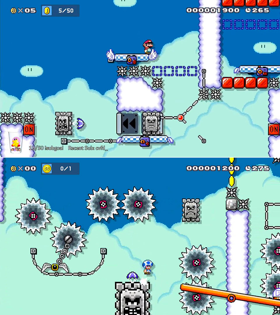 Hardest Super Mario Maker 2 Levels