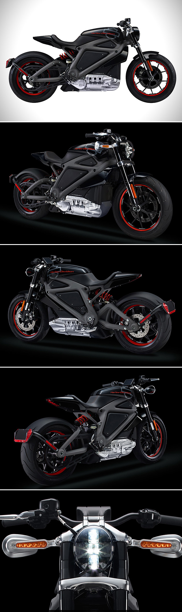 Harley Davidson Livewire Electric Motorcycle Is Company S