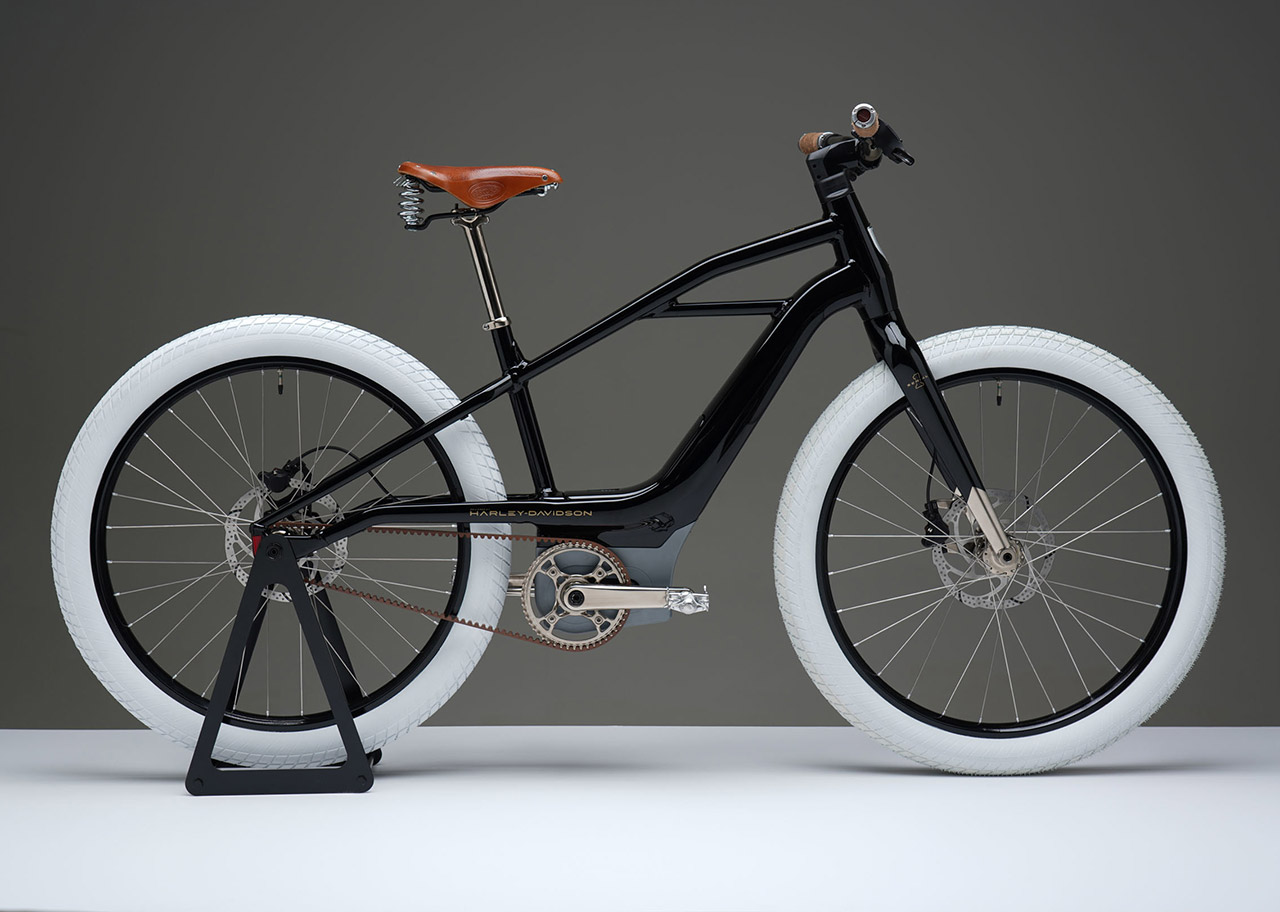 Harley-Davidson Serial 1 Electric Bicycle eBike