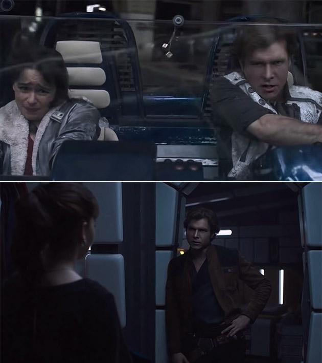 Harrison Ford Solo Movie