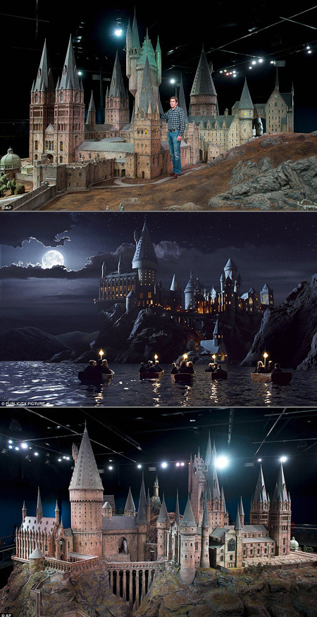 Magic Behind Harry Pot...