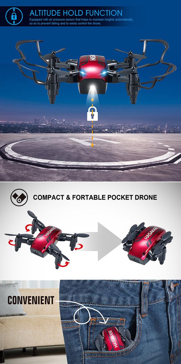 HASAKEE Drone
