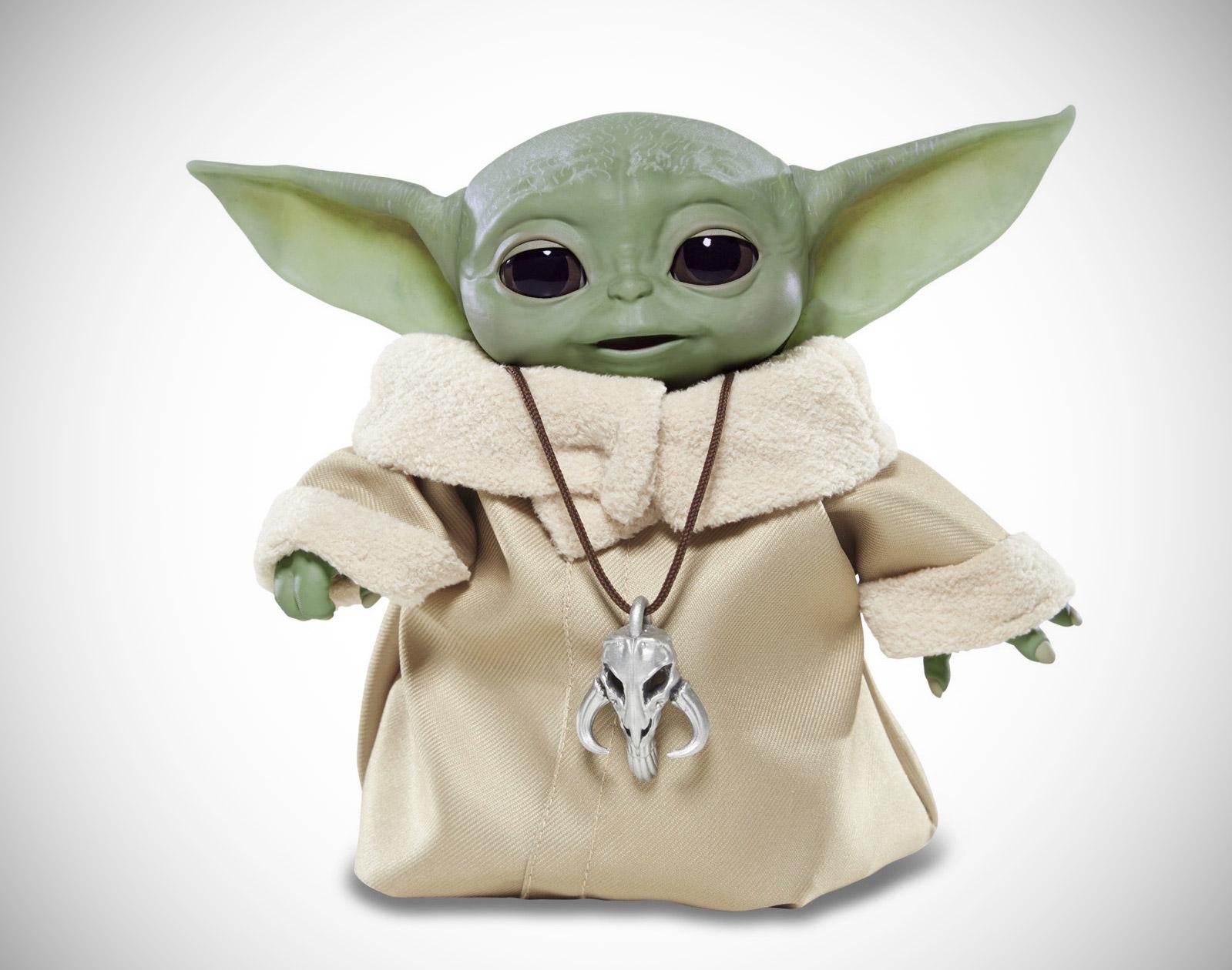 Hasbro Animatronic Baby Yoda