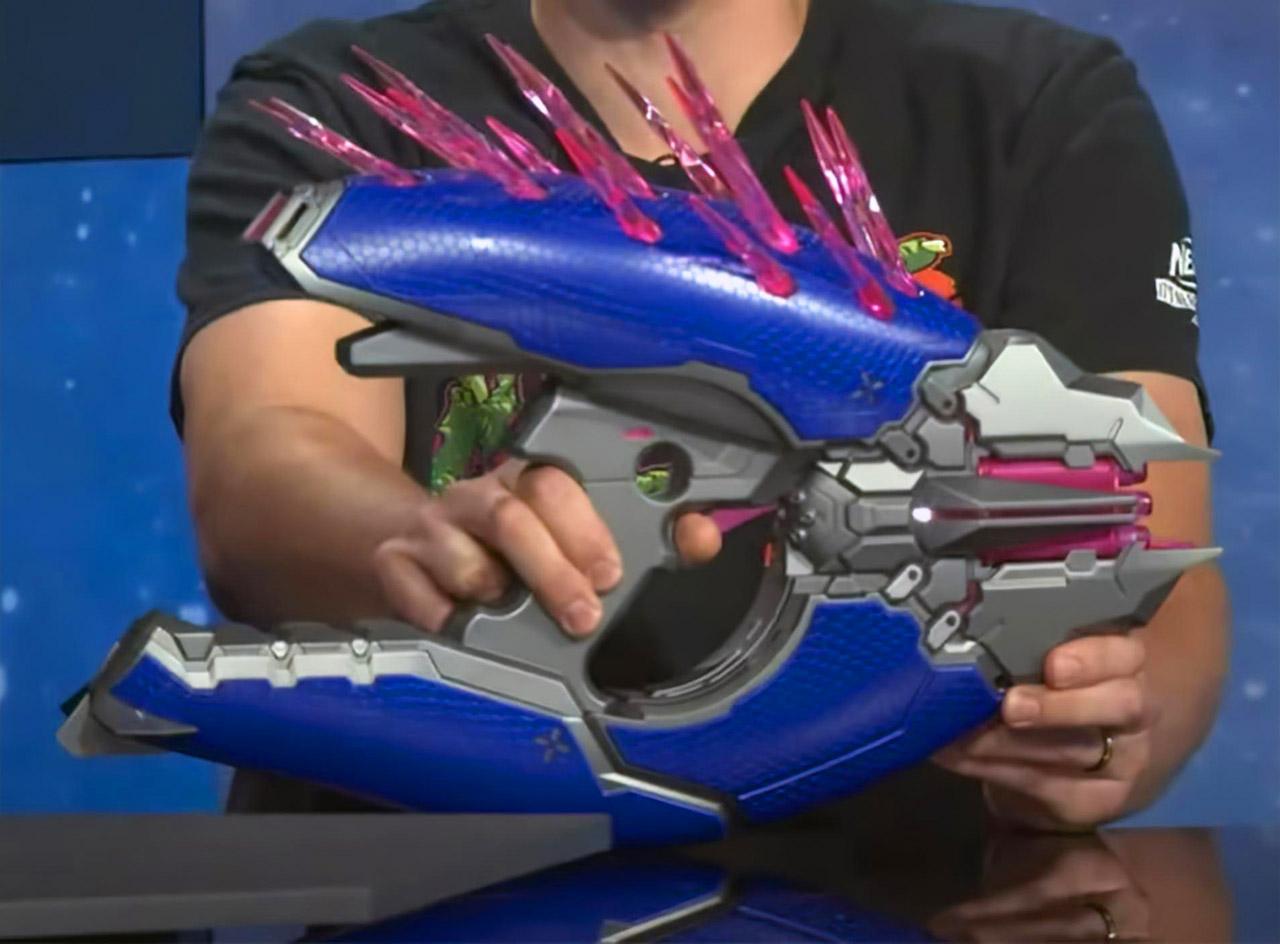 Hasbro Nerf LMTD Halo Needler Dart-Firing Blaster