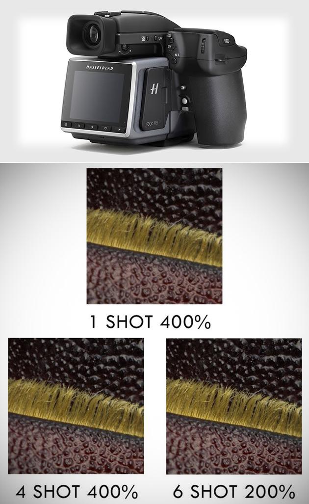 Hasselblad H6D-400C Multi Shot