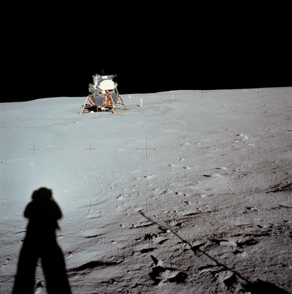 Hasselblad Moon Camera
