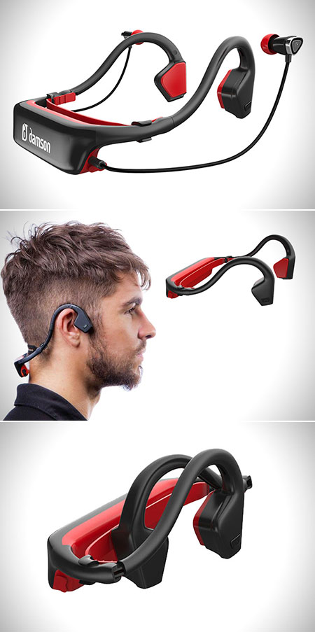 Headbones Bone Conduction