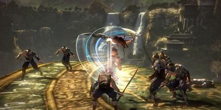 Heavenly Sword E3 Battle Gameplay Techeblog