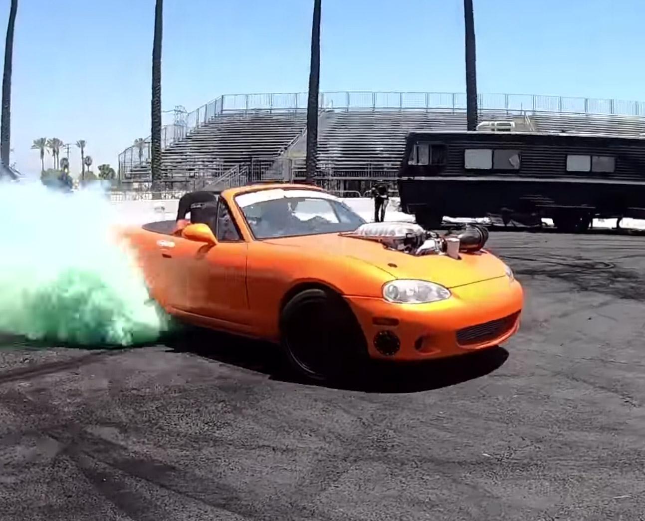 Hellcat Mazda Miata