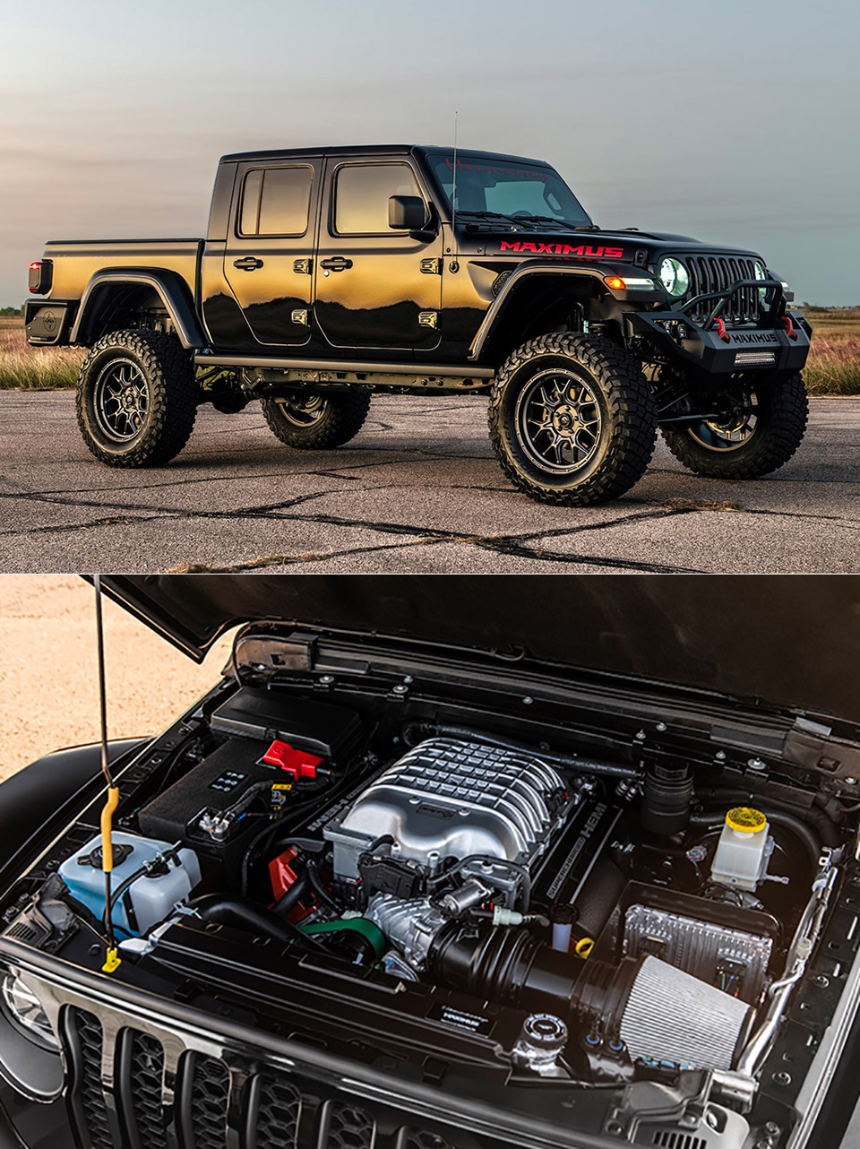 Hennessey Maximus 1000 Jeep Gladiator