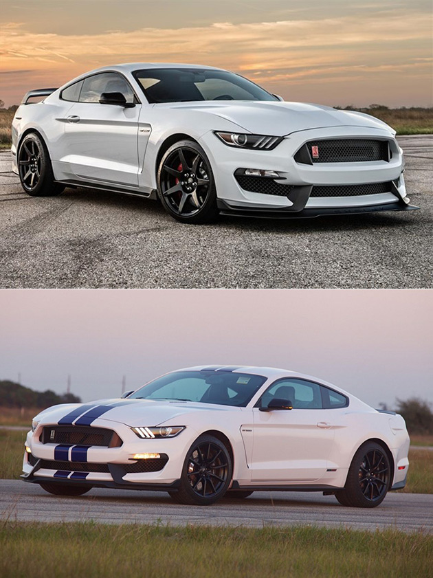 Hennessey GT350 Mustang