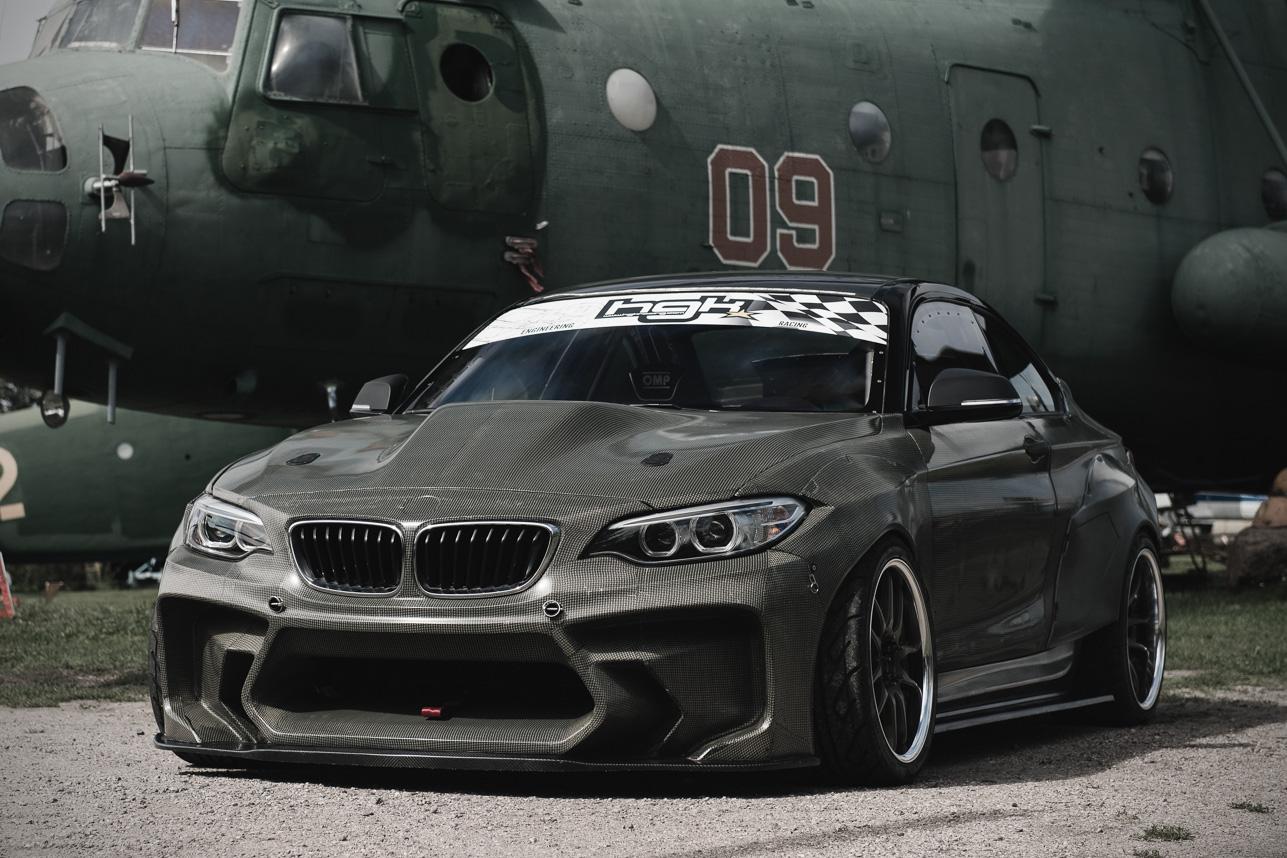 HGK BMW F22