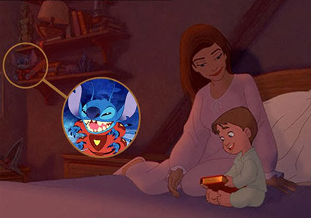 28 hidden characters found in famous disney films techeblog