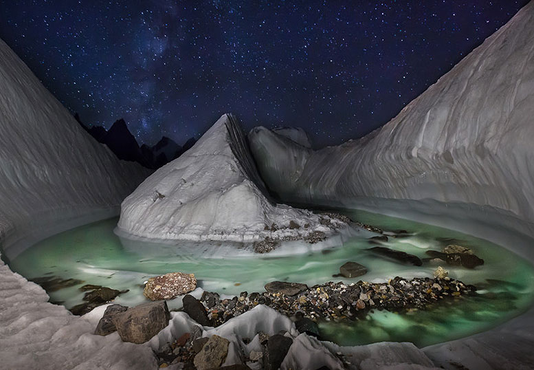 Hidden Pool Himalayas