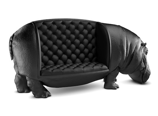 Hippo Couch