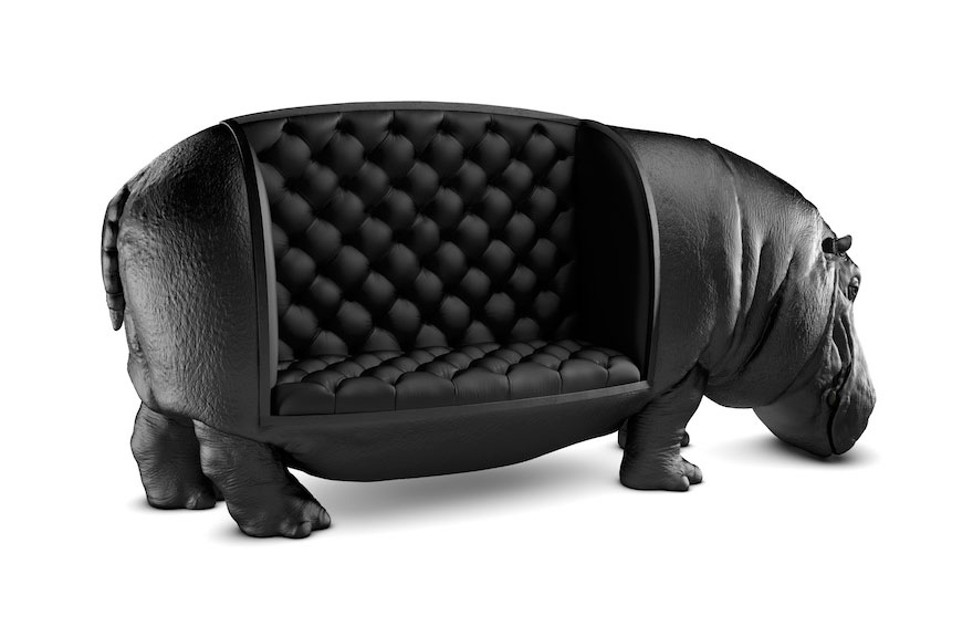Hippopotamus Chair