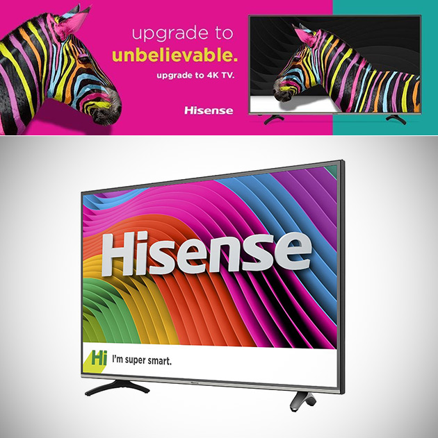 how to connect pc to hisense tv smart