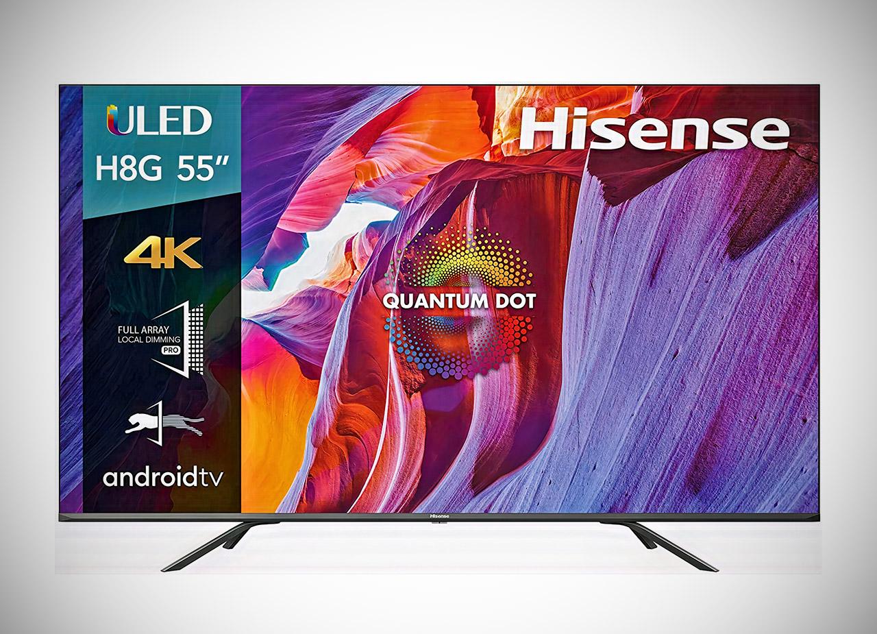 Hisense 55 H8G ULED Smart TV