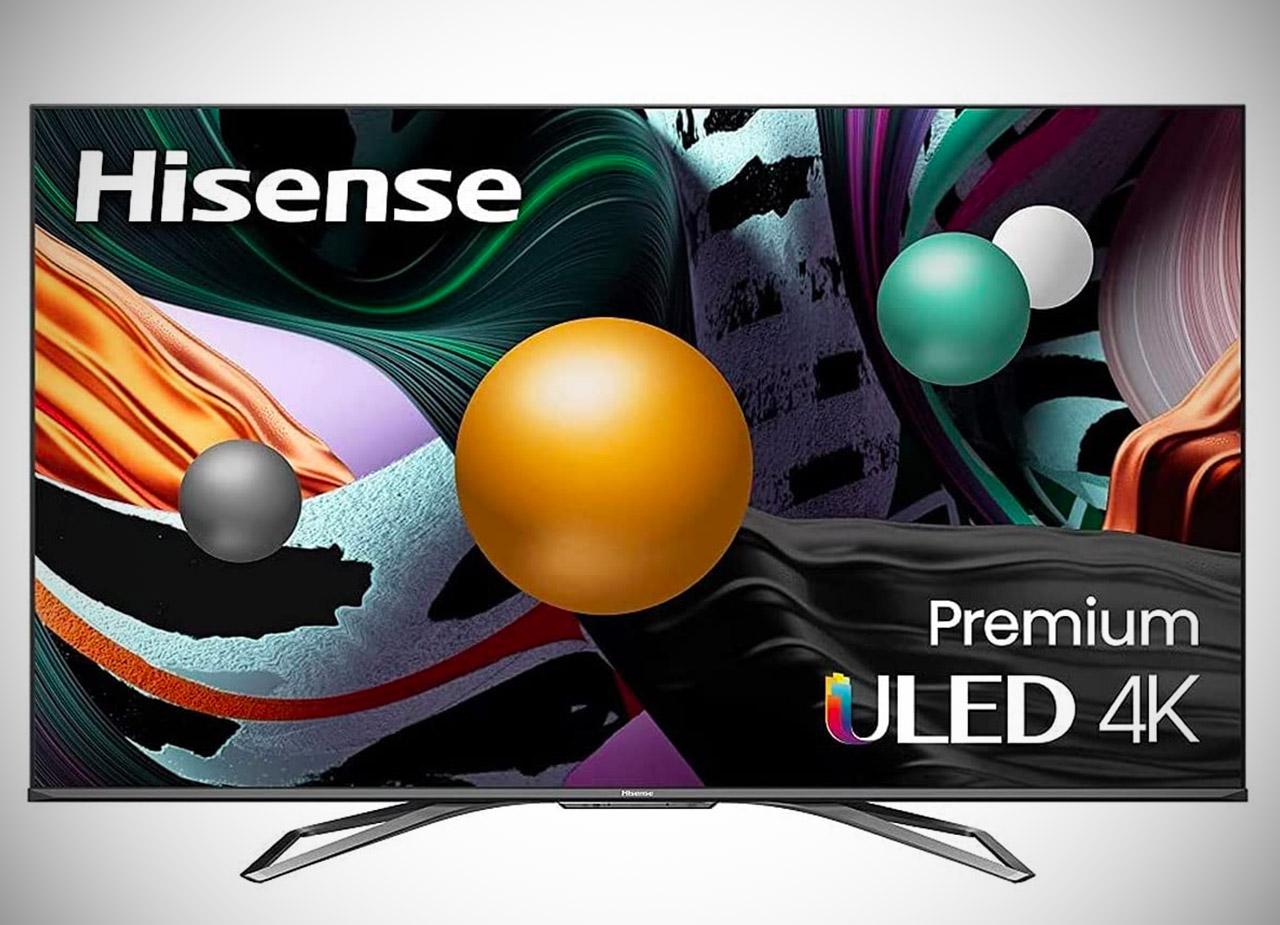 Hisense ULED 65-inch Quantum Series Android 4K Smart TV