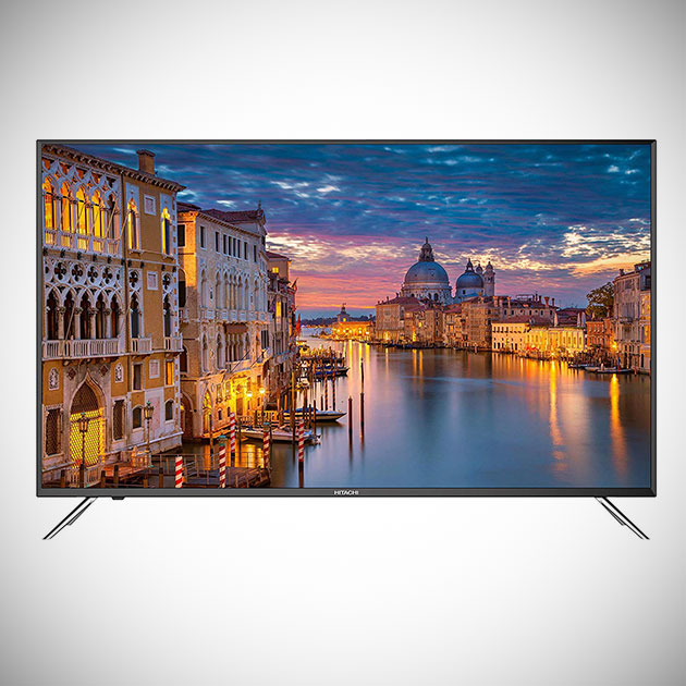 Hitachi 4K TV