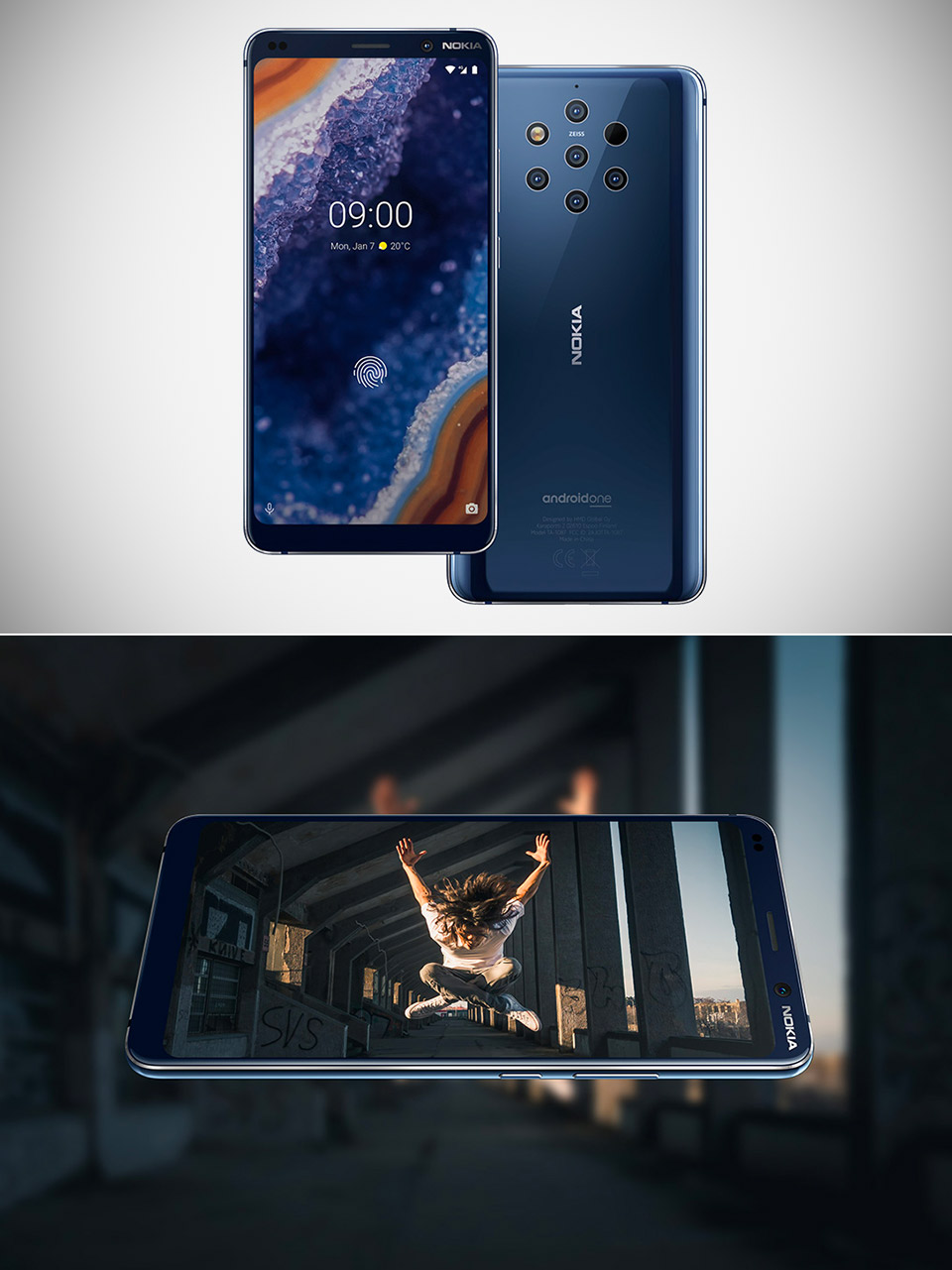 HMD Global Nokia 9 PureView