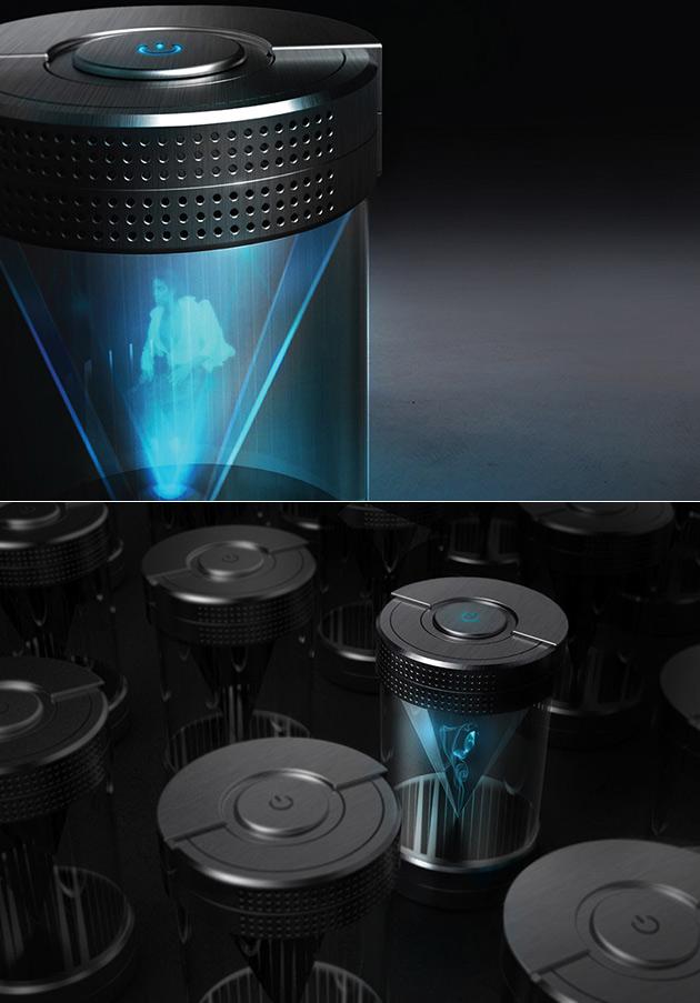 Hologrampy Hologram Speaker
