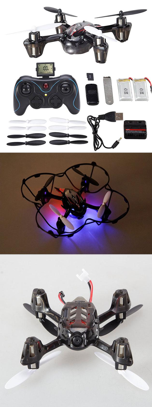 Holy Stone Mini Quadcopter Drone