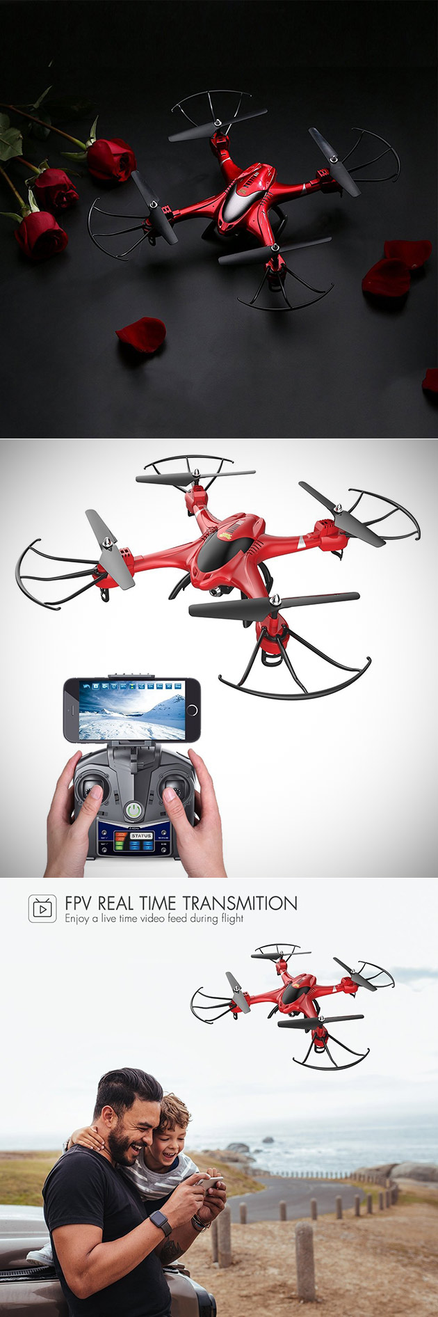 Holy Stone HS200 Drone