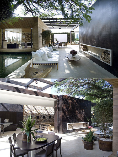 Loft 24 7 a stunning home without walls texnoworship - The house without walls ...