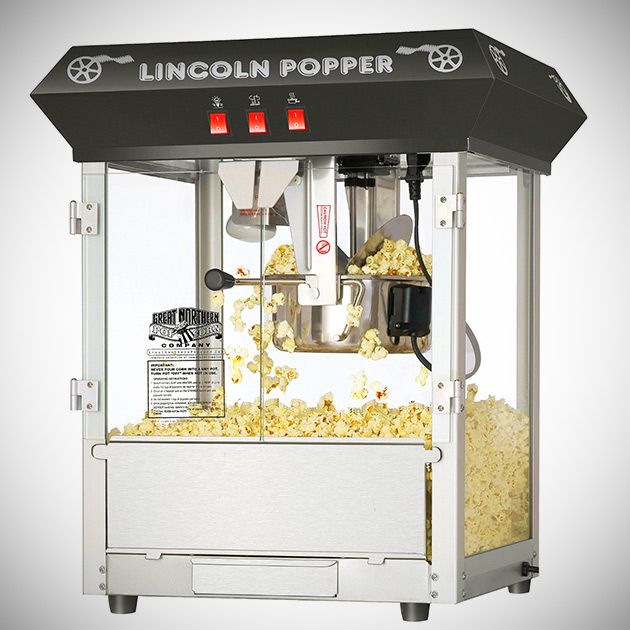 Home Popcorn Machine