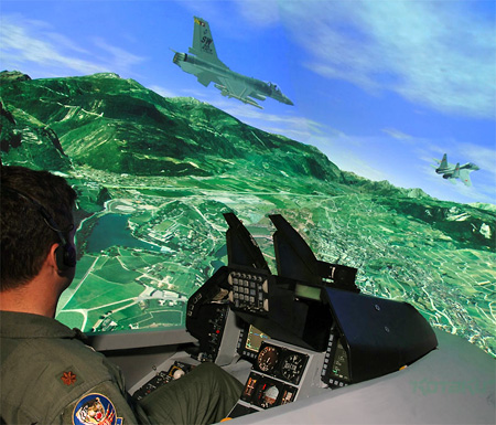 5 Mind Blowing Homemade Flight Simulators Techeblog