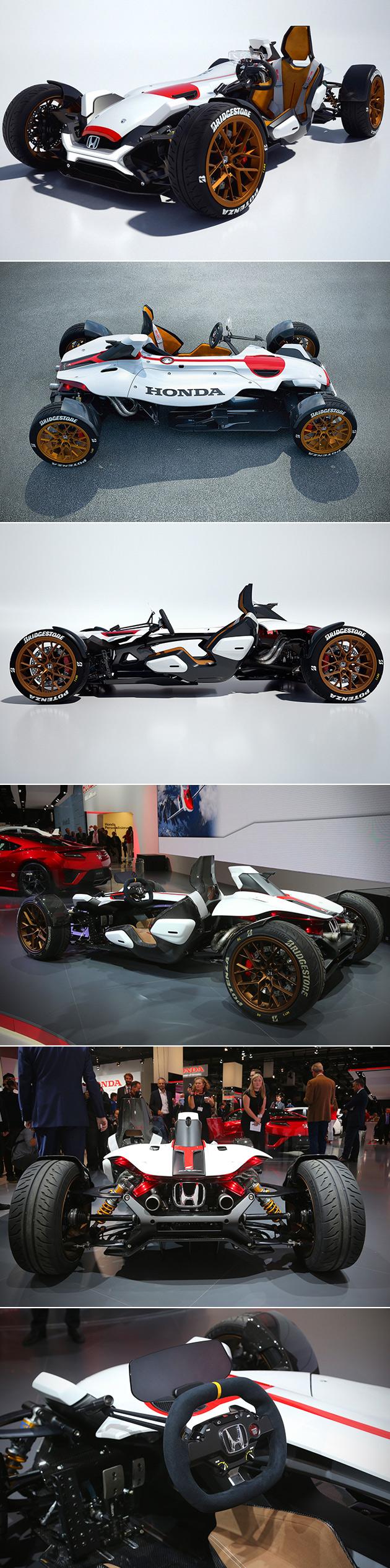 Honda 2&4