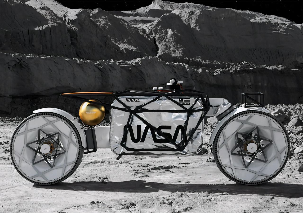 Hookie Moon Motorcycle Concept