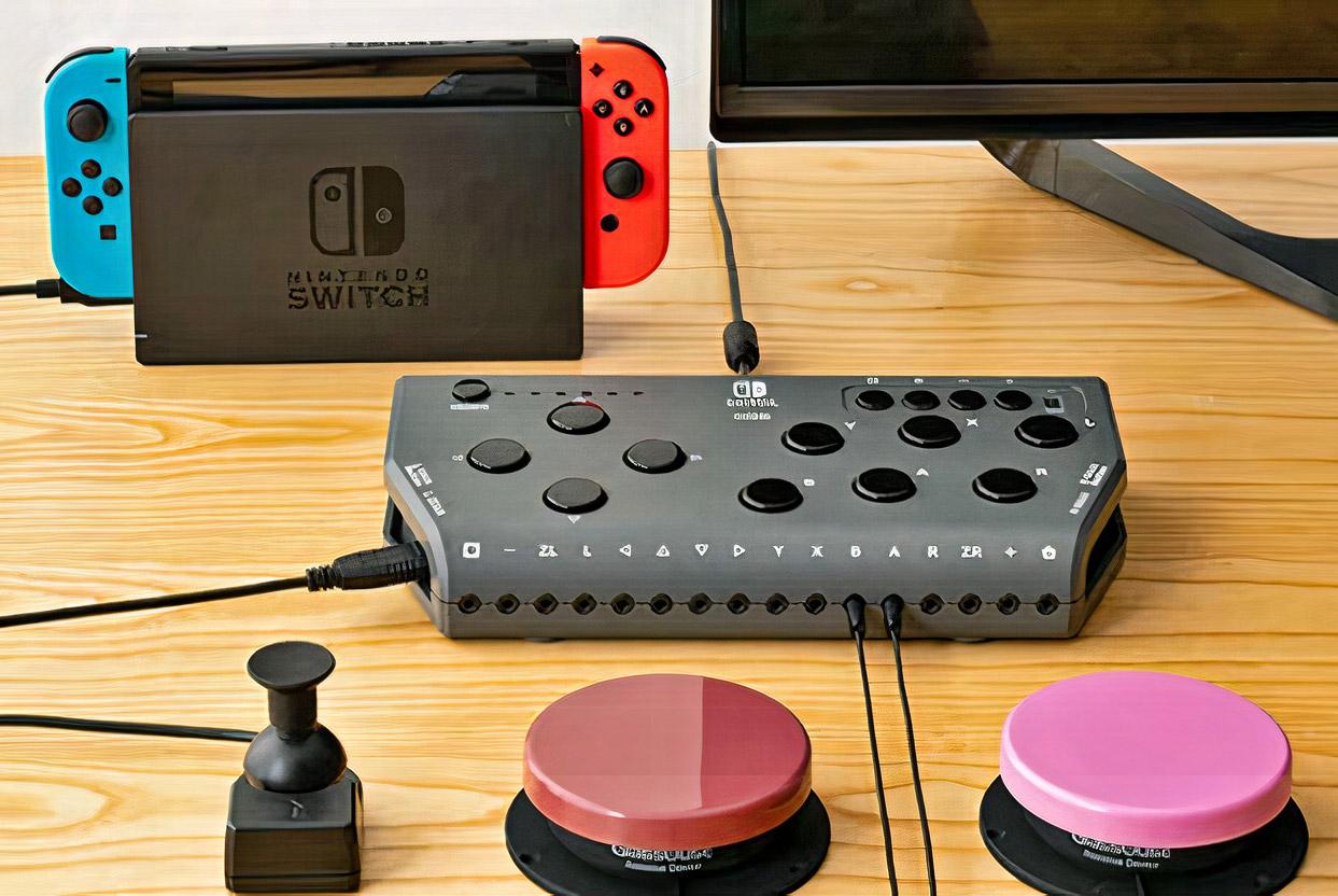 Hori Flex Game Controller Nintendo Switch