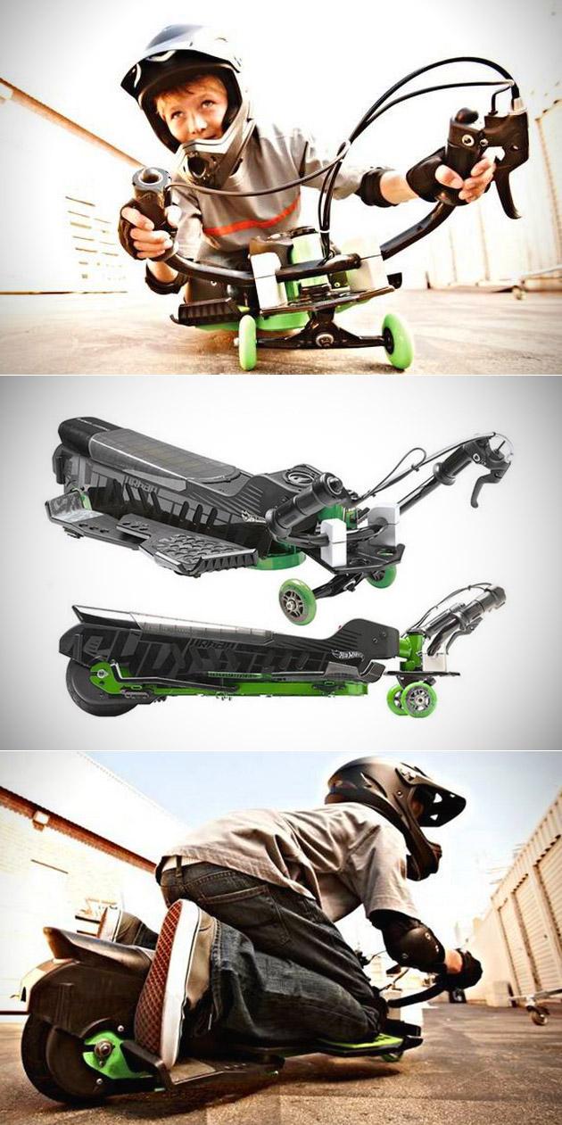 Hot Wheels Urban Shredder
