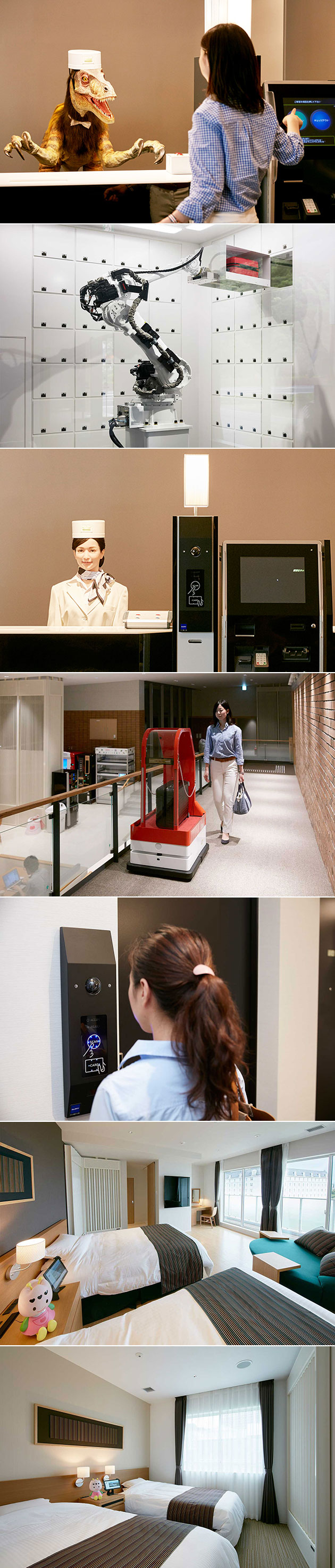 Hotel Run by Robots