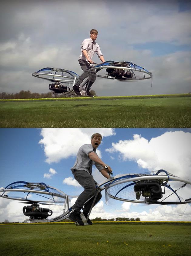 Hoverbike DIY