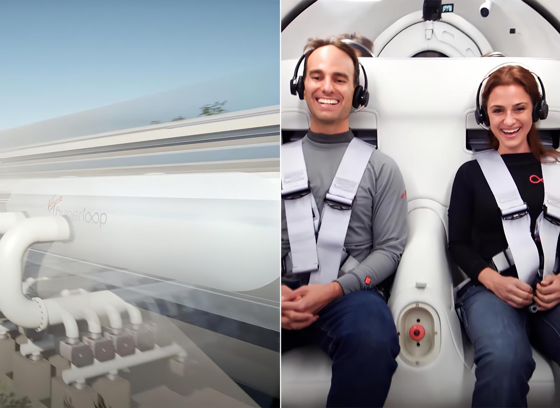 How it Works Virgin Hyperloop Explained