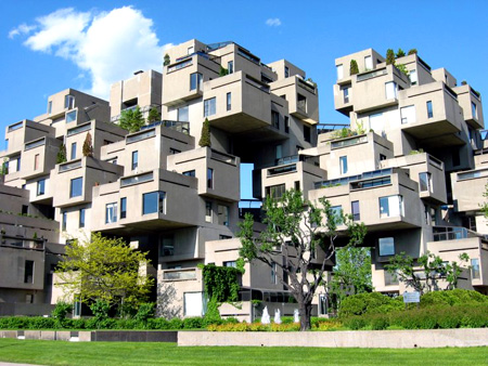 Coolest Apartment Complex Ever But Where Are The Stairs