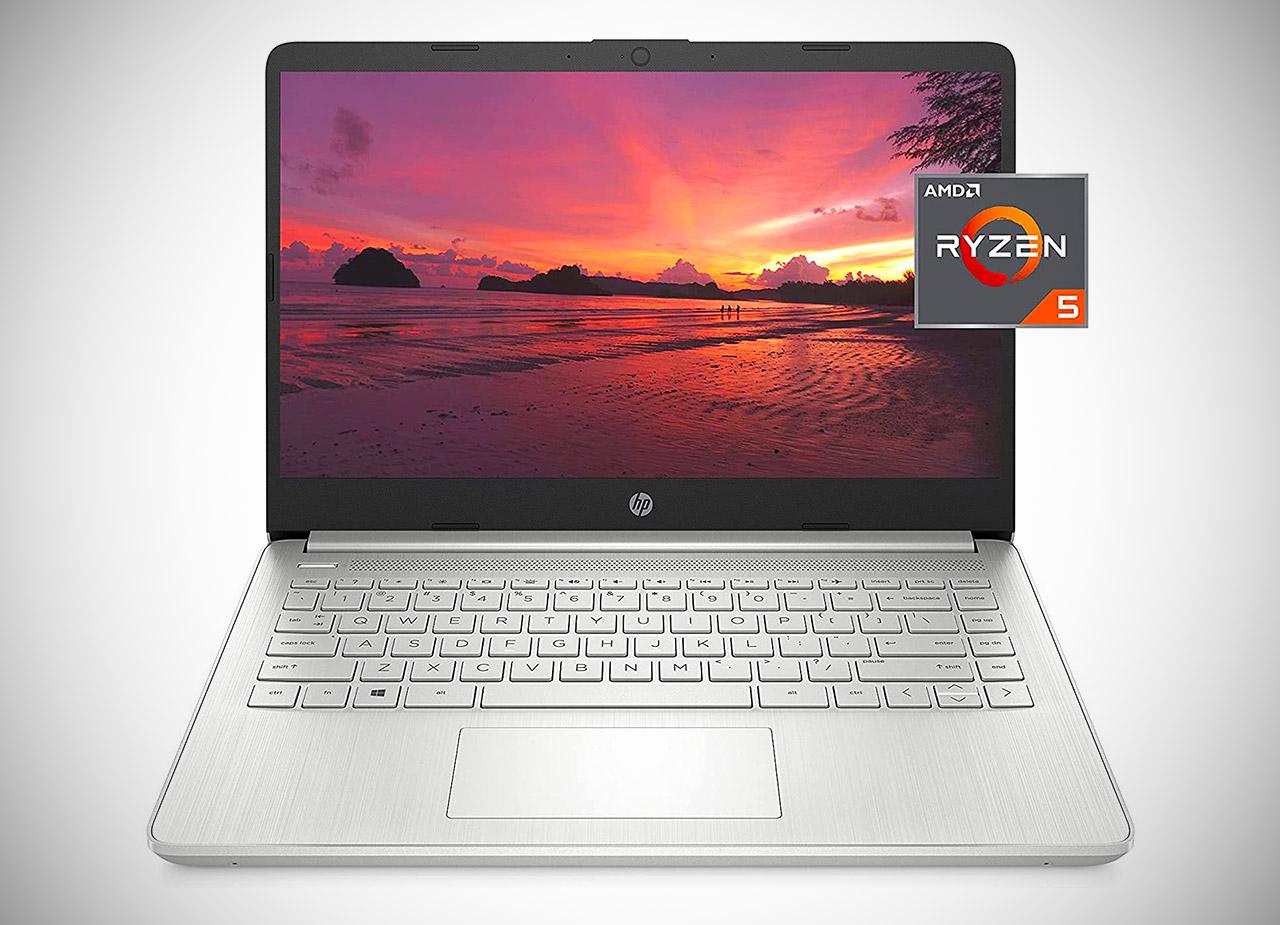 HP 14 Laptop AMD Ryzen 5 5500U