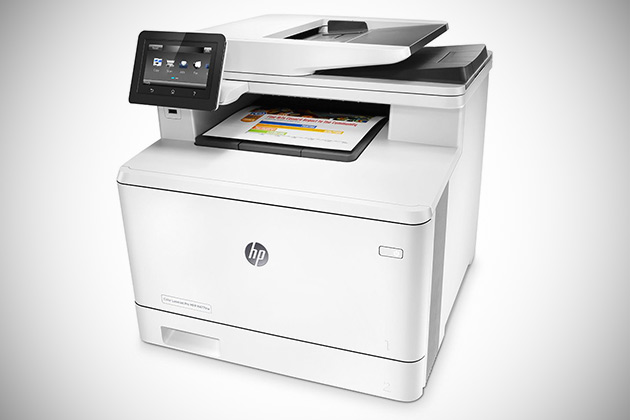 HP M477 Wireless Printer