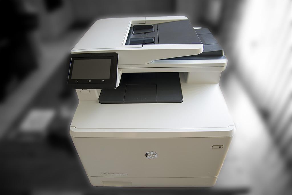 HP M477fnw Color Laser Printer