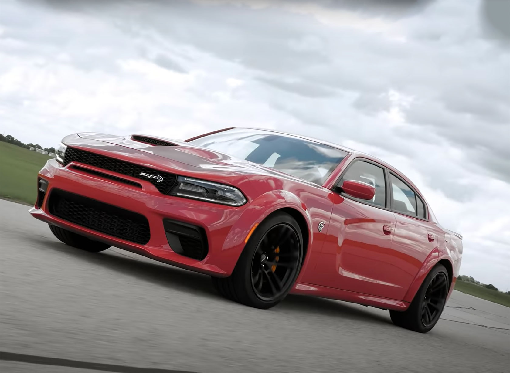 HPE1000 Dodge Charger Hellcat Widebody Hennessey Performance